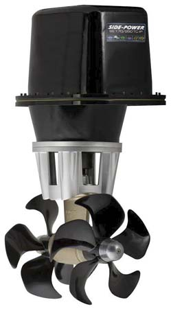 Side-Power Marine Thruster Service